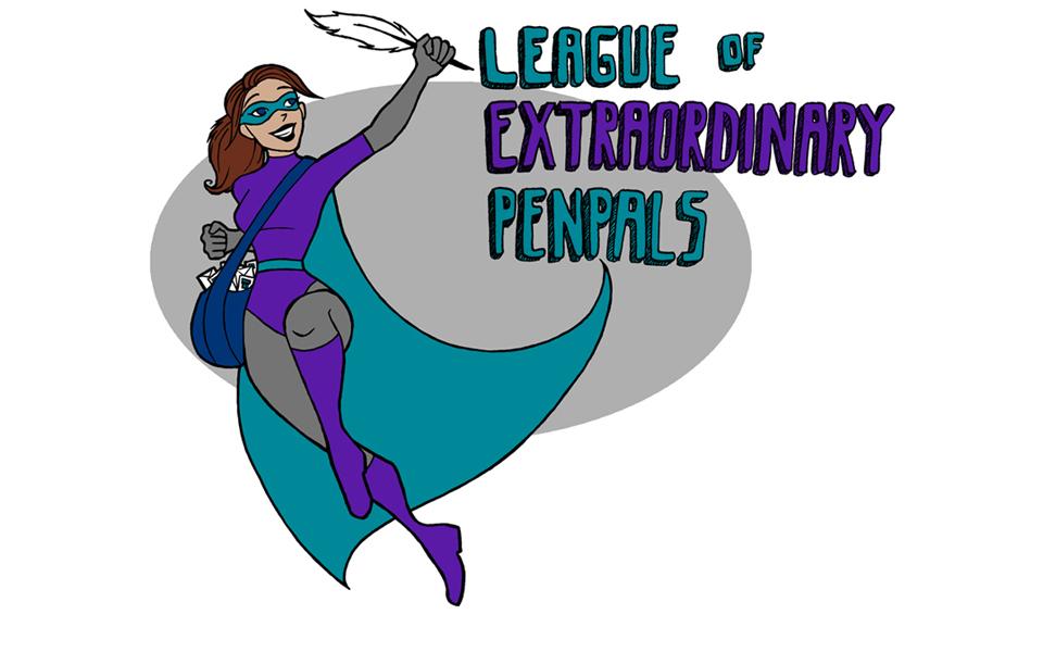 League of Extraordinary Penpals: About LEP