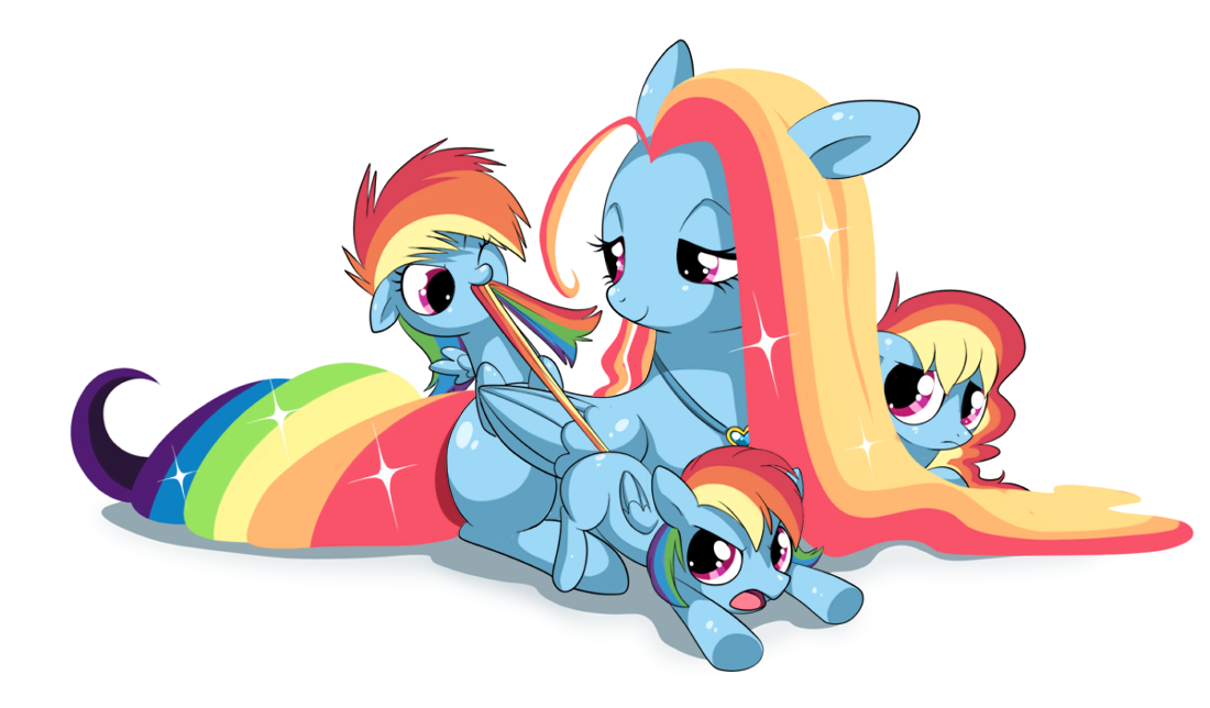 rainbow_family_by_equestriaboy-d470z7b.p