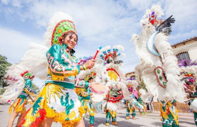 Salta y Norte Argentino - Carnaval 2020.