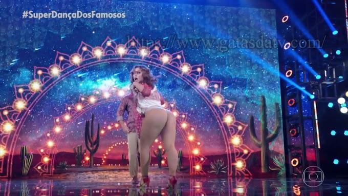 Paolla Oliveira - Dança dos Famosos #1