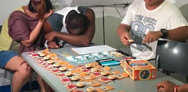 Nigerian man and his wife arrested for selling hard drugs concealed in cosmetics