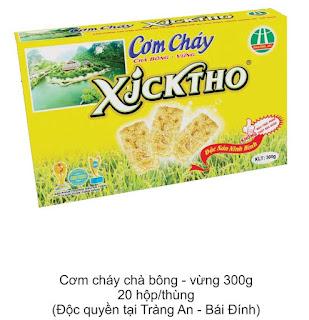 Cơm cháy chà bông Ninh Bình - Tinh hoa ẩm thực Việt Nam - 6