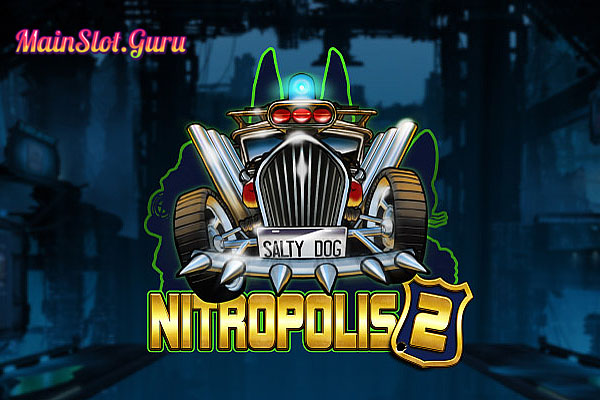 Main Gratis Slot Demo Nitropolis 2 ELK Studios