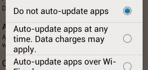 Cara Nonaktifkan Auto Update Pada Smartphone Android - Bebas Ilmu