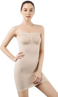 strapless shapewear for under wedding dress