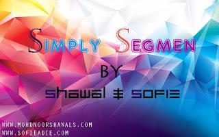 Simply Segmen By Shawal & Sofie