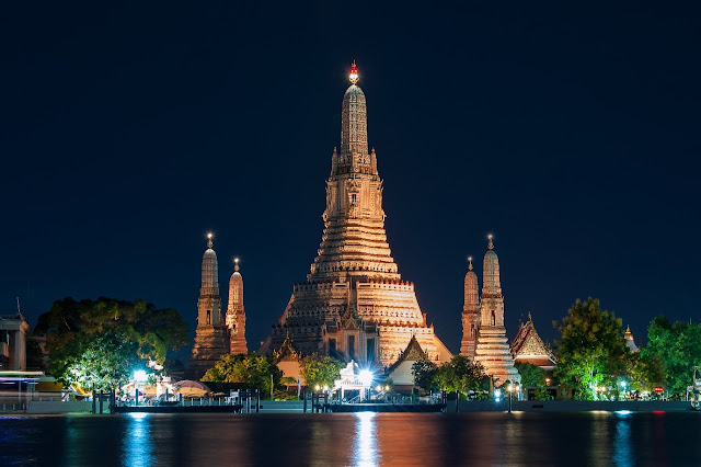 4 Tujuan Wisata Wajib di Thailand