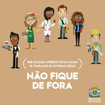 Goiânia: 28 oportunidades de emprego para deficientes