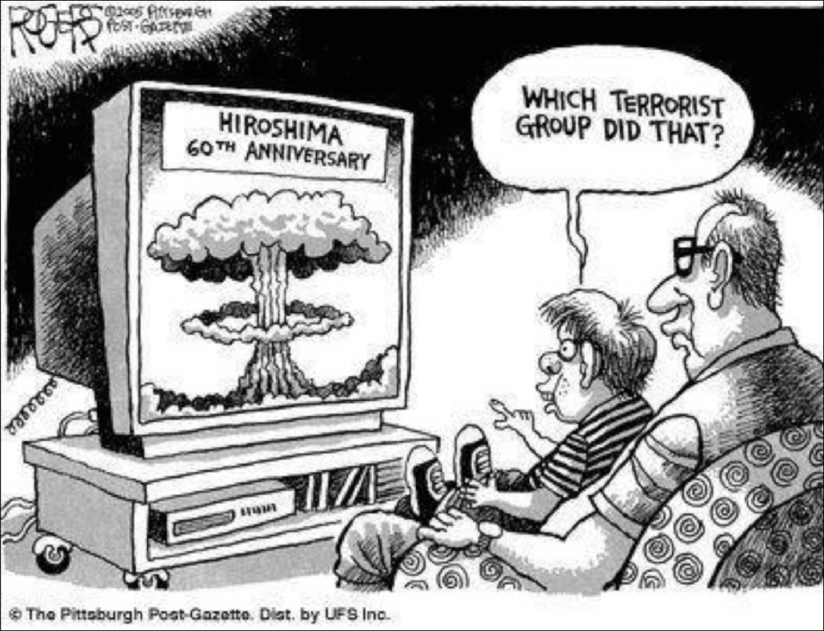remember hiroshima and nagasaki