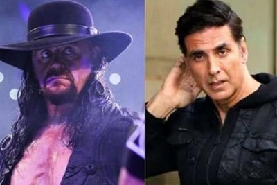 undertaker akshay