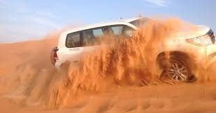 3 Things To Keep in Mind When Going Dune Bashing