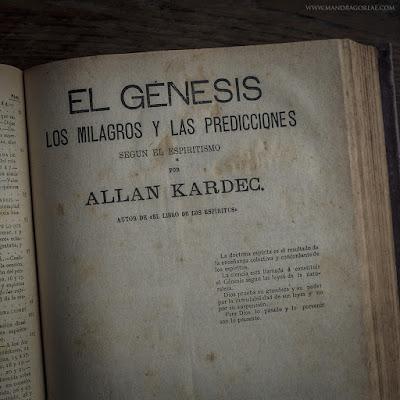 Genesis According to Spiritism by Allan Kardec