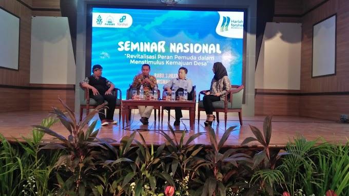 """Peringati Harlah ke-11, forshei Adakan Seminar Nasional """"Revitalisasi Peran Pemuda dalam Menstimulus Kemajuan Desa."""""""