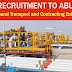 Al Asab General Transport and Contracting Company - Abu Dhabi Recruitment Agencies
