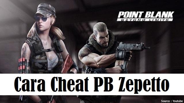 Cara Cheat PB Zepetto