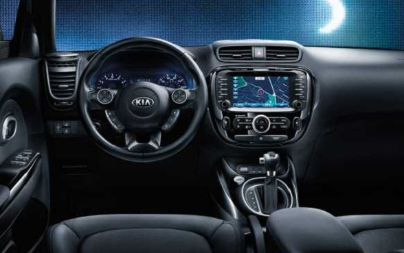 2016 Kia Soul EV Features