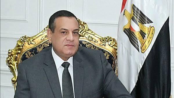 محافظ البحيرة يرسل برقية تهنئة للسيد رئيس الجمهورية بمناسبة الذكرى التاسعة والثلاثين لعيد تحرير سيناء الغالية .