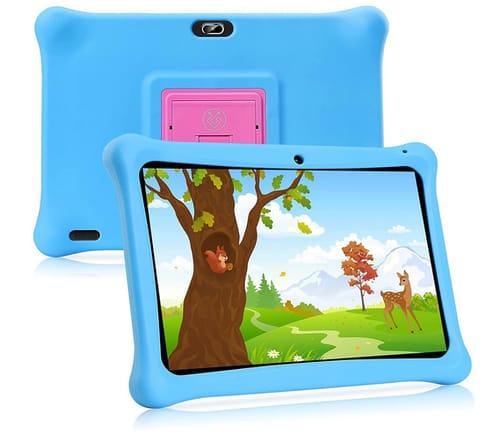 qunyiCO Y10 32GB+2GB RAM Android 10 Kids Tablet