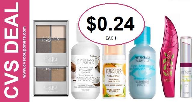 Physicians Formula Makeup CVS Deals 1-12-1-18