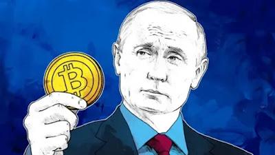 روسيا تحظر إصدار وبيع العملات المشفرة