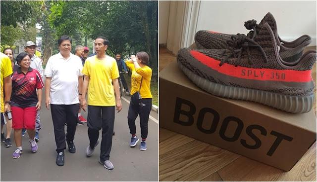 Sepatu Adidas Yeezy Boost 350 V2 Beluga 2.0