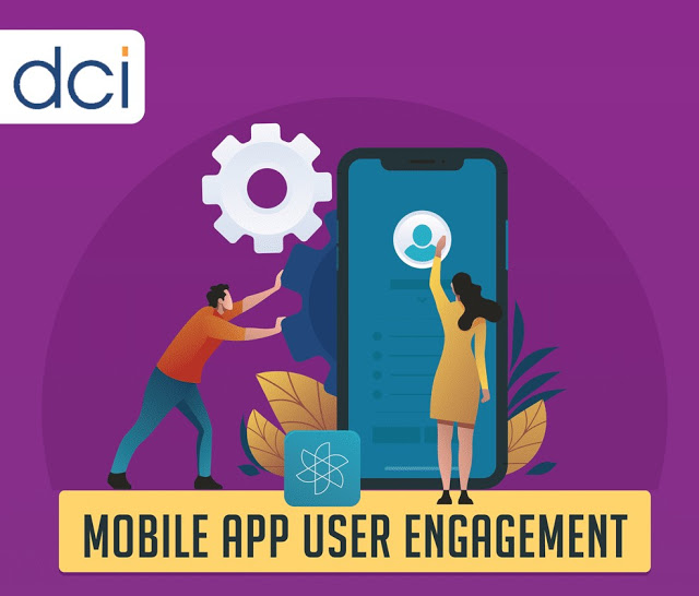 Mobile App User Engagement #infographic