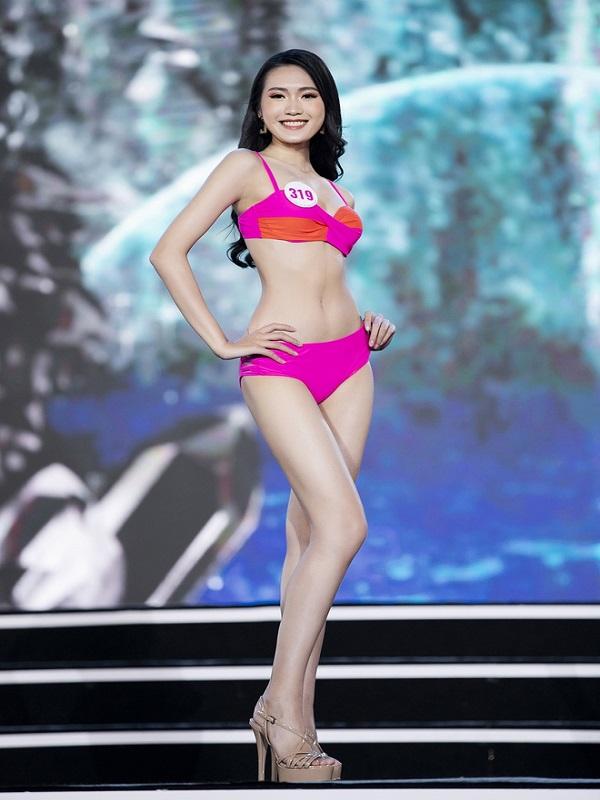 Thí sinh Hoa hậu Việt Nam sở hữu vòng eo nhỏ nhất