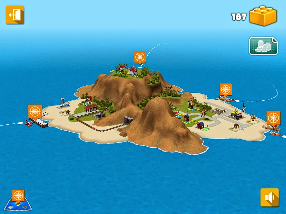 [Android Apk] Download LEGO® Creator Islands