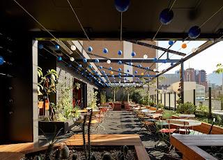 Рестораны на крышах