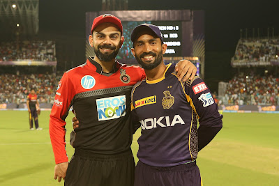 Royal Challengers Bangalore Vs Kolkata Night Riders Match No 3