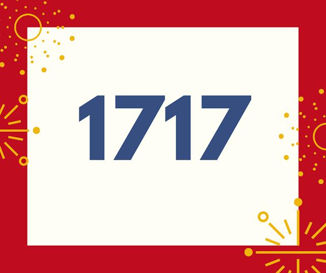 Ý nghĩa của số 1717 trong tình yêu và cuộc sống theo thần số học