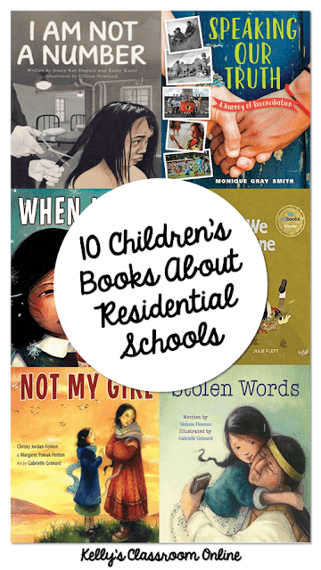 10 Children's Books About Residential Schools