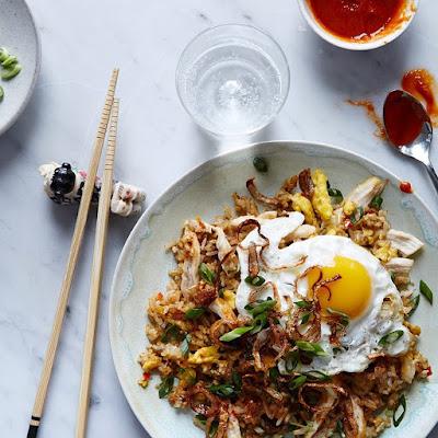nasi goreng - menu sarapan pagi