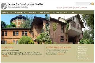 CDS Sarkari Naukri 2020 Recruitment For Assistant Professor And Associate Professor Post   Sarkari Jobs Adda