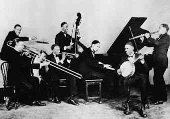 ragtime jazz sound kaleng