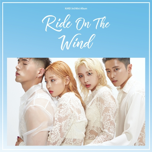 KARD – KARD 3rd Mini Album `RIDE ON THE WIND` (FLAC + ITUNES PLUS AAC M4A)