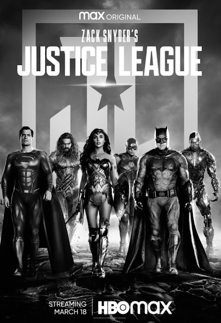 Zack Snyder's Justice League (2021) Movie (English)