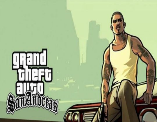 GTA San Andreas Highly Compressed Game Download