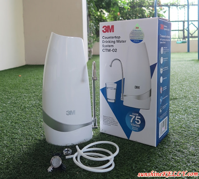 Unboxing 3M™ CTM-02 Countertop Drinking Water System