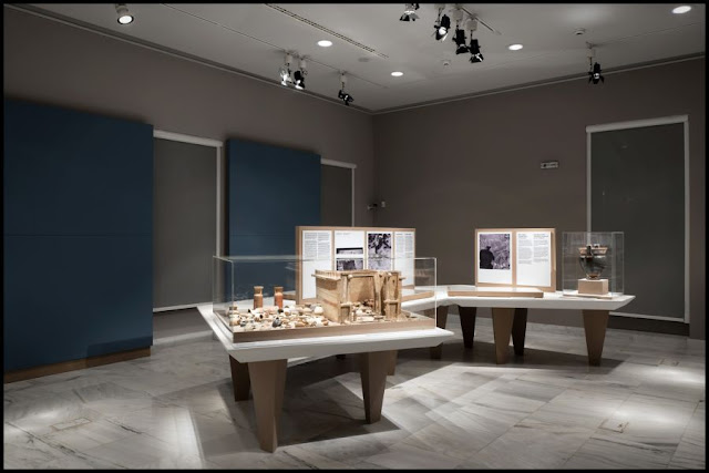 'Cycladic snapshots: Monuments and People' at the Byzantine & Christian Museum, Athens
