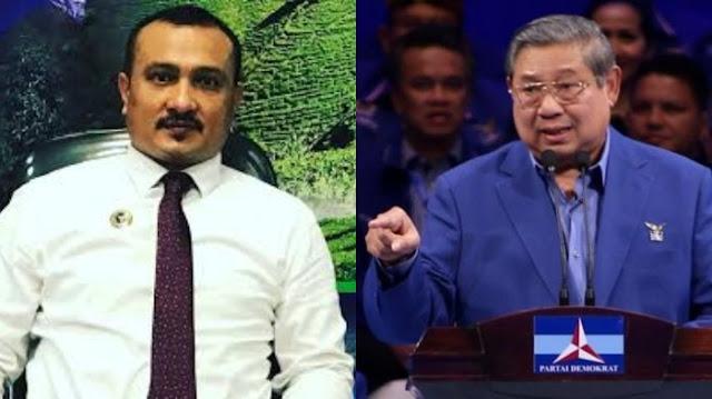 Gaya Pakai, 'Walkout' Segala Saat Presiden Jokowi Pidato di Rapimnas, Begini Nasib Petinggi Demokrat, Ferdinand Hutahaean....