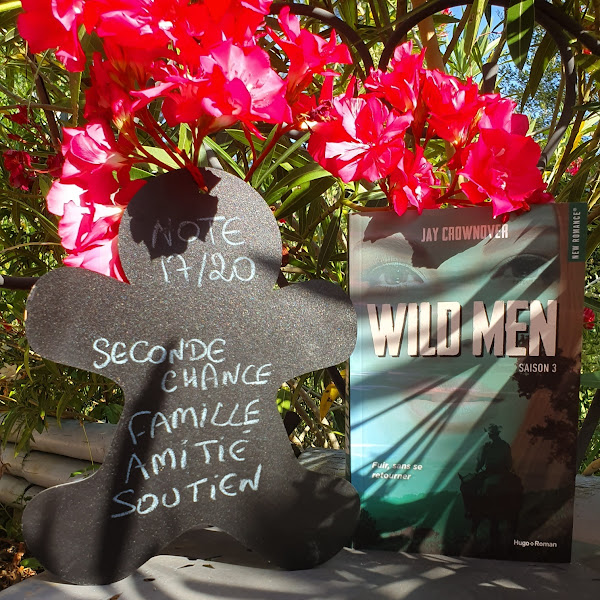 Wild men, tome 3 de Jay Crownover