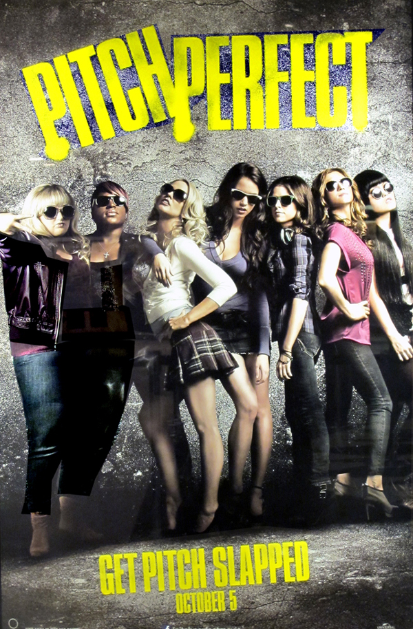 Forthcoming Movies: Pitch Perfect (2012)   Pitch Perfect 2012 Movie Poster