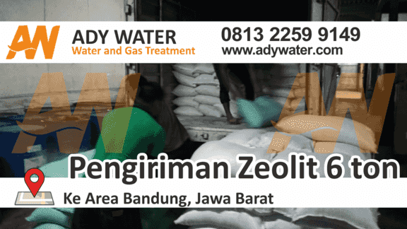 harga zeolit filter air, jual zeolit per karung