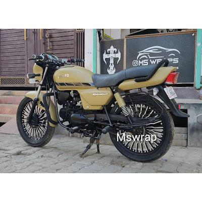 15+ Best modified splendor images | splendor bike modified images