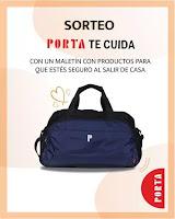 Promoción: Porta Perú Gana: Un maletín AYRES azul con productos básicos