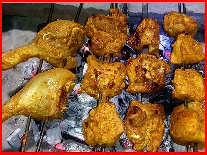 Best Chicken Tikka In Restaurant Style Recipe