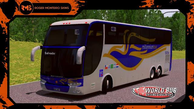 MARCOPOLO G6 1550 LD MILLENNIUM TOUR