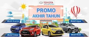 Promo Akhir Tahun Toyota Bengkulu