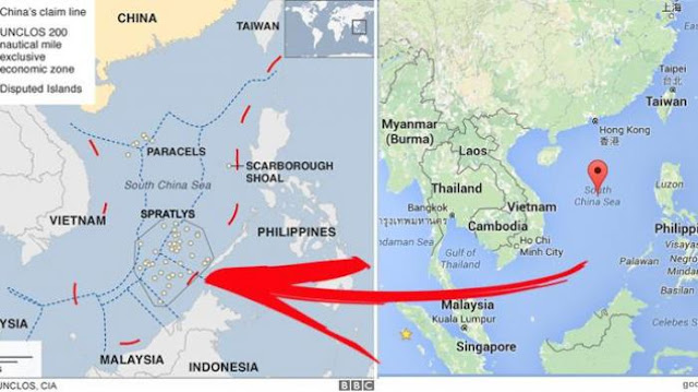 Konflik Natuna: Saatnya Indonesia Lepas dari China